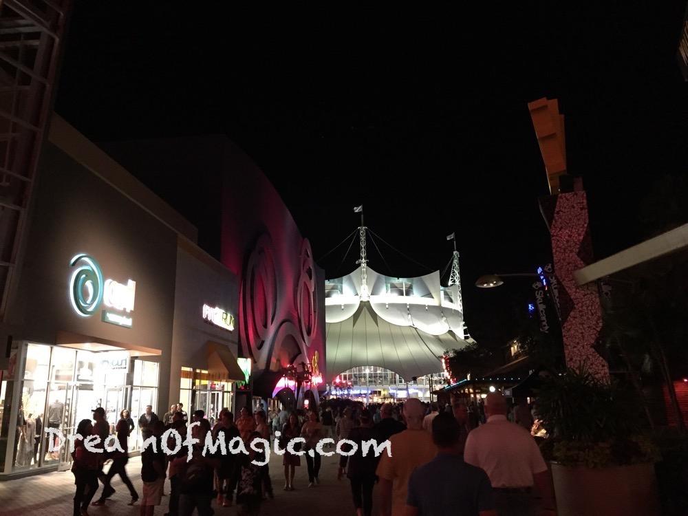 Downtown Disney 2014-10-23-20-03-20 [iPhone 6]